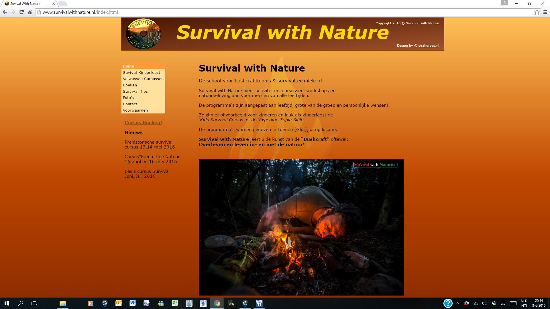 Survival With Nature